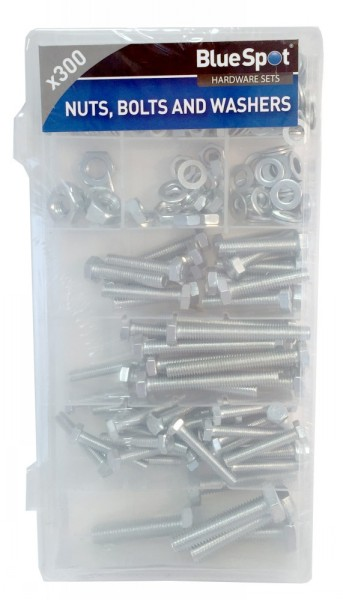Hardware Set Nut Bolt Washer | Proper Job