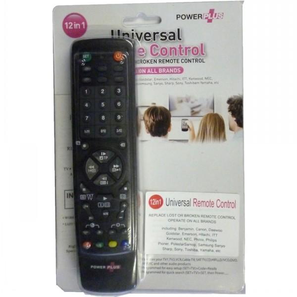12 in 1 Universal Remote Control | Proper Job